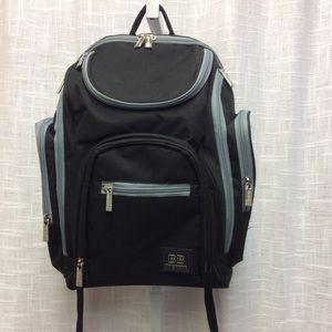 B B Gear Diaper Bag